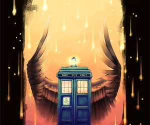 doctor who, supernatural, and sherlock image