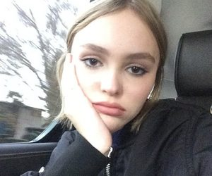 lily rose depp, lily, and model image
