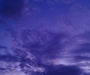 aesthetic, summer, and clouds image