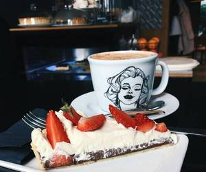 cafe, cake, and chill image