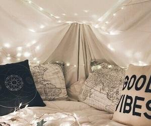 room, home, and light image