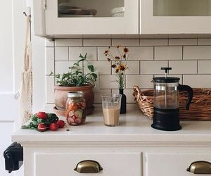 coffee and kitchen image