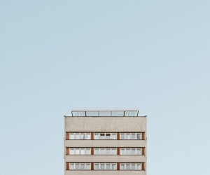 aesthetic, building, and minimalist image