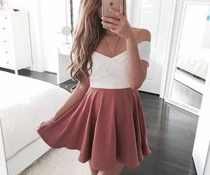 sexy, fashion, and girl image