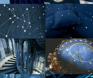 aesthetic, harry potter, and ravenclaw image