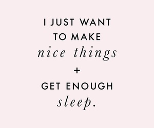 quotes, sleep, and pink image