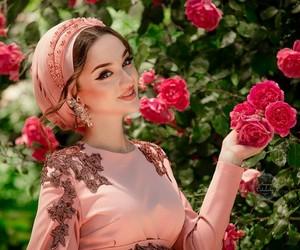 beauty, girl, and turban image