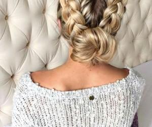big, fabulous, and hair image