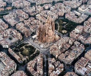 Barcelona, city, and spain image