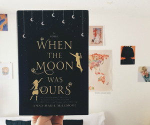 book and when the moon was ours image