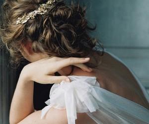 hair, beauty, and princess image