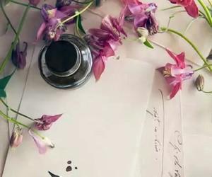 inspiracion, escritura, and vintage image