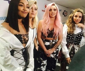 mixer, jesy nelson, and perrie edwards image