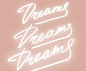 pink, Dream, and quotes image