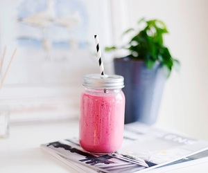 drink, healthy, and beautiful image
