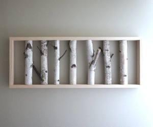 art, creative, and tree image