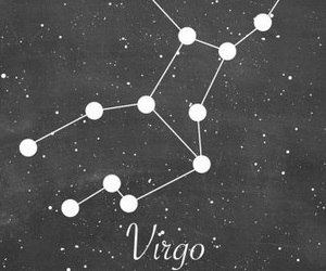 tattoo idea, virgo, and star constellation image