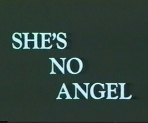 angel, Devil, and girl image