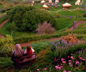 lord of the rings, LOTR, and the shire image