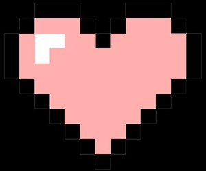 png, heart, and overlay image