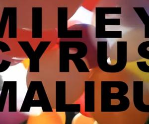 cyrus, malibu, and song image