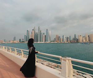fashion, muslim, and modesty image