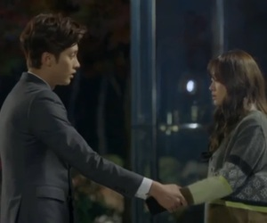 couples, night, and kdramas image