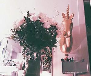 unicorns, pink, and tumblr image