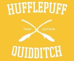 harry potter, quidditch, and yellow image