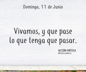 frases, quotes, and la vida image