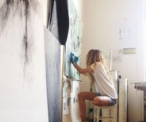 art, artist, and body image