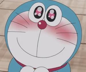 doraemon, cute, and anime image