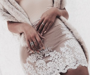 champagne, classy, and dress image