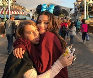disney and audreyana michelle image