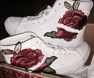 original, roses, and vans image