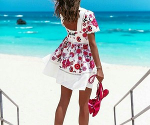 dres, fashion, and style image