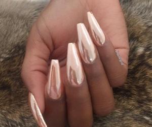 fur, light pink, and luxury image