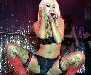 2000s, christina aguilera, and girls image