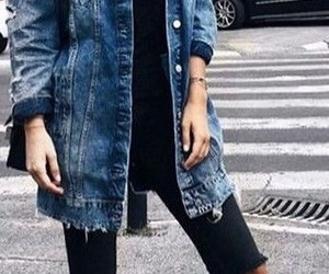 black, idea, and jeans image