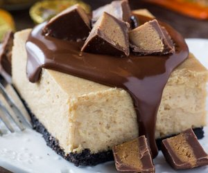 cheesecake and peanut butter image