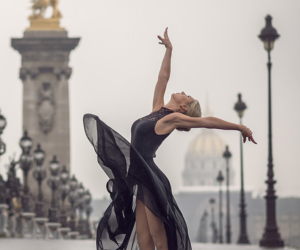 adorable, parís, and ballerina image