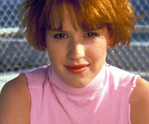 1980s, 80s, and Molly Ringwald image