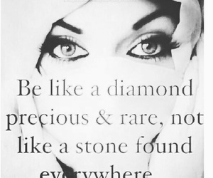 diamond and quotes image