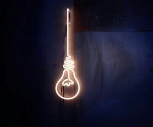light, neon, and neon lights image