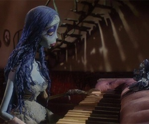 frases, corpse bride, and movie image