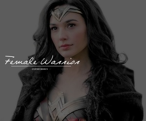 actress, DC, and female image