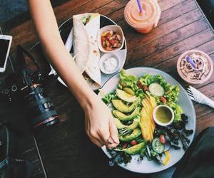 burrito, food, and quality image