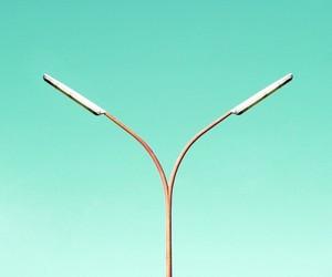 minimalism, mint, and mint green image