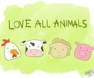 animals, environmentalism, and injustice image