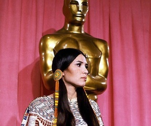 70s, oscars, and sacheen littlefeather image